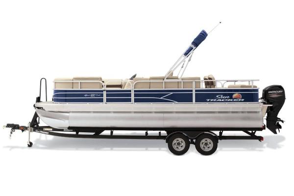 2019 Sun Tracker boat for sale, model of the boat is SportFish 22 DLX & Image # 11 of 19