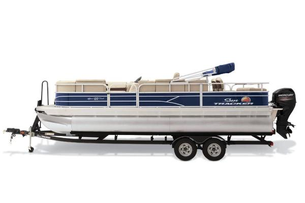 2019 Sun Tracker boat for sale, model of the boat is SportFish 22 DLX & Image # 12 of 19