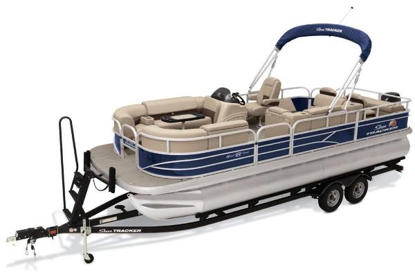 2019 Sun Tracker boat for sale, model of the boat is SportFish 22 DLX & Image # 13 of 19