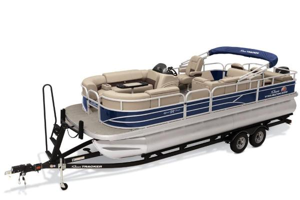 2019 Sun Tracker boat for sale, model of the boat is SportFish 22 DLX & Image # 15 of 19