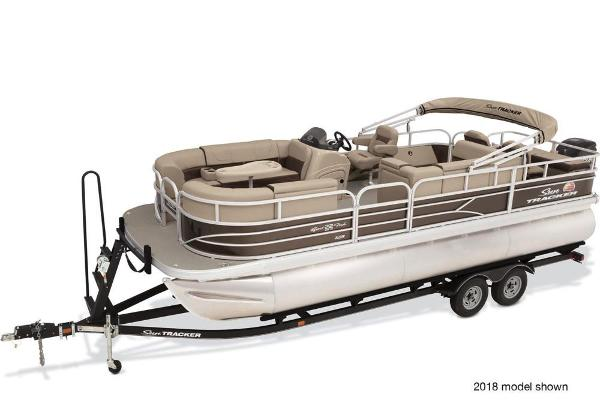 2019 SUN TRACKER SPORTFISH 22 XP3 for sale