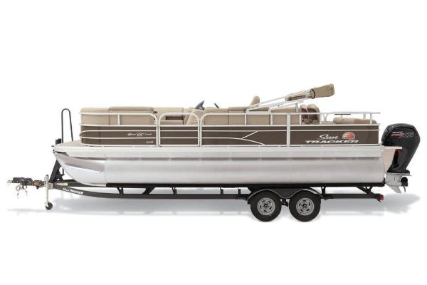 2019 Sun Tracker boat for sale, model of the boat is SportFish 22 XP3 & Image # 1 of 31
