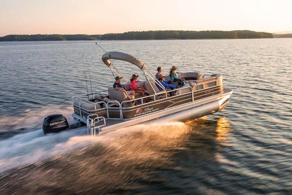 2019 Sun Tracker boat for sale, model of the boat is SportFish 22 XP3 & Image # 7 of 31