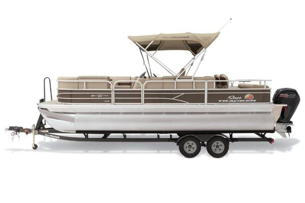 2019 Sun Tracker boat for sale, model of the boat is SportFish 22 XP3 & Image # 21 of 31
