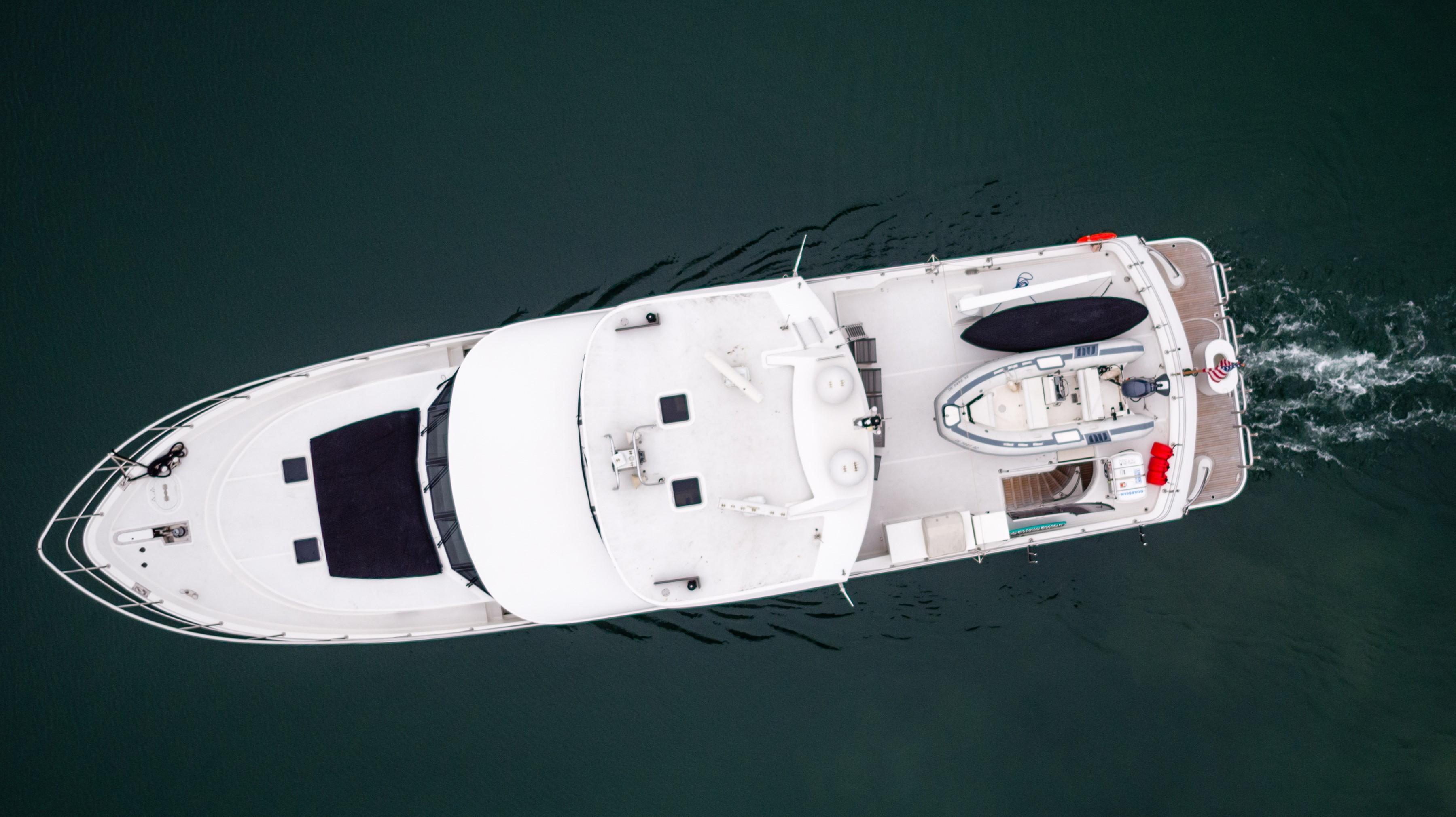 74 Ocean Alexander Coconut 2009 Channel Islands Harbor | Denison Yacht Sales