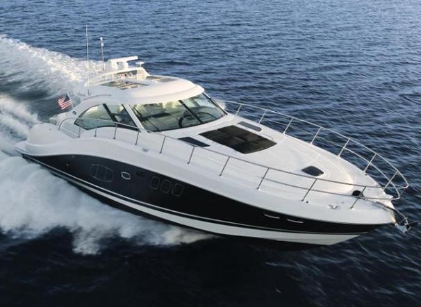 60 ft Sea Ray 55 Sundancer