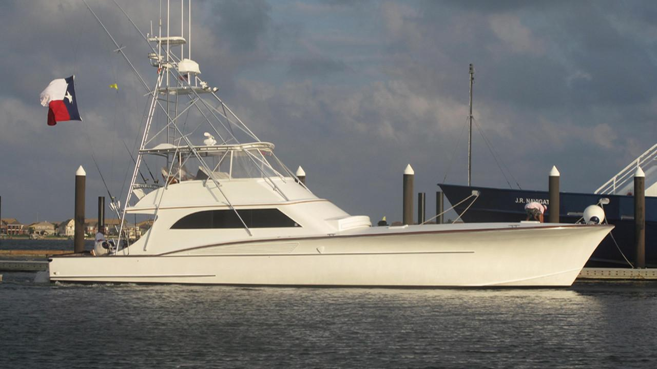 65 Custom Carolina Gotcha 1998 Galveston Denison Yacht Sales