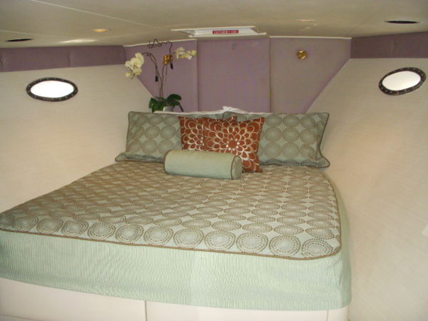 VIP Stateroom (Forward)