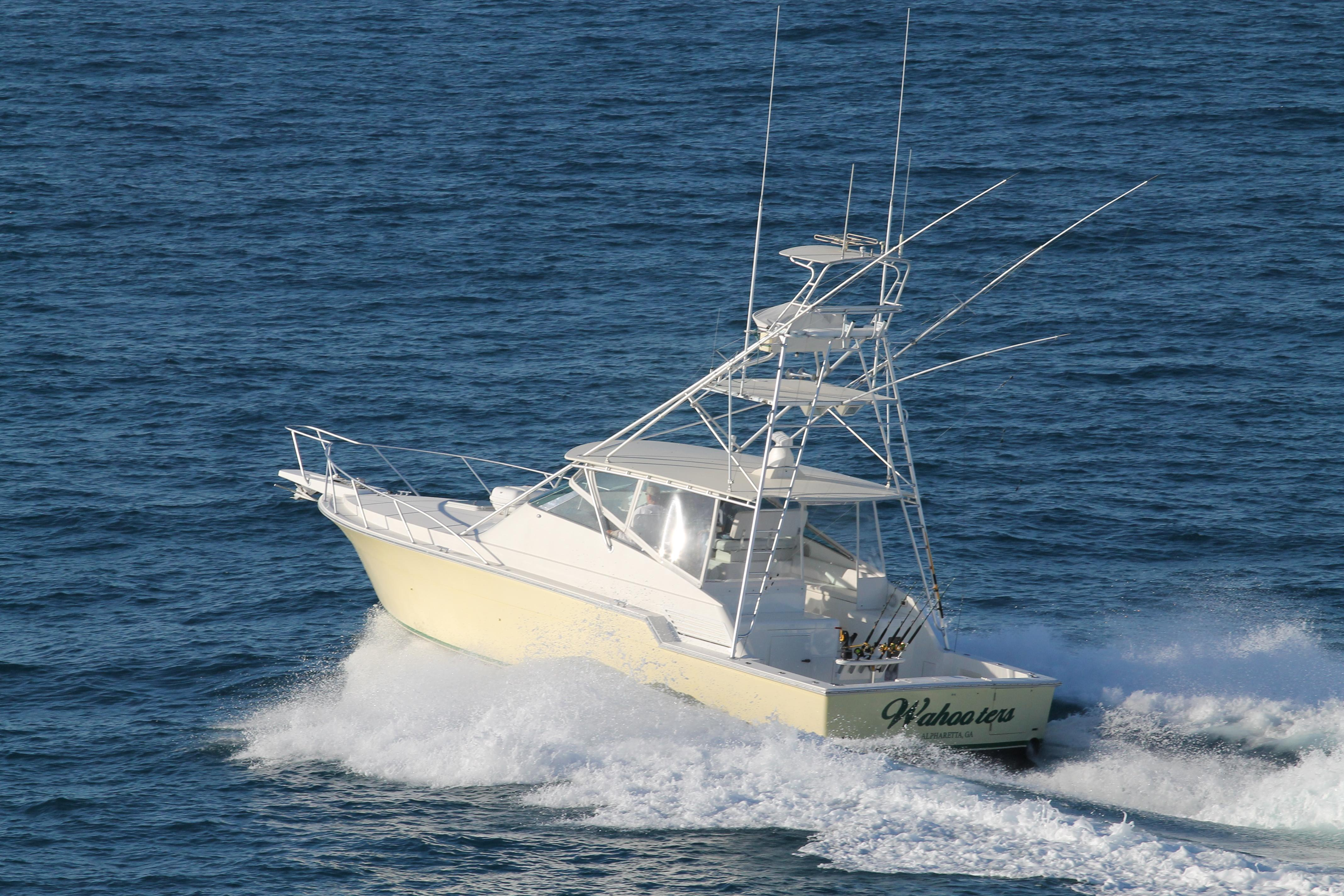 1995 Bertram 43' Sportfish