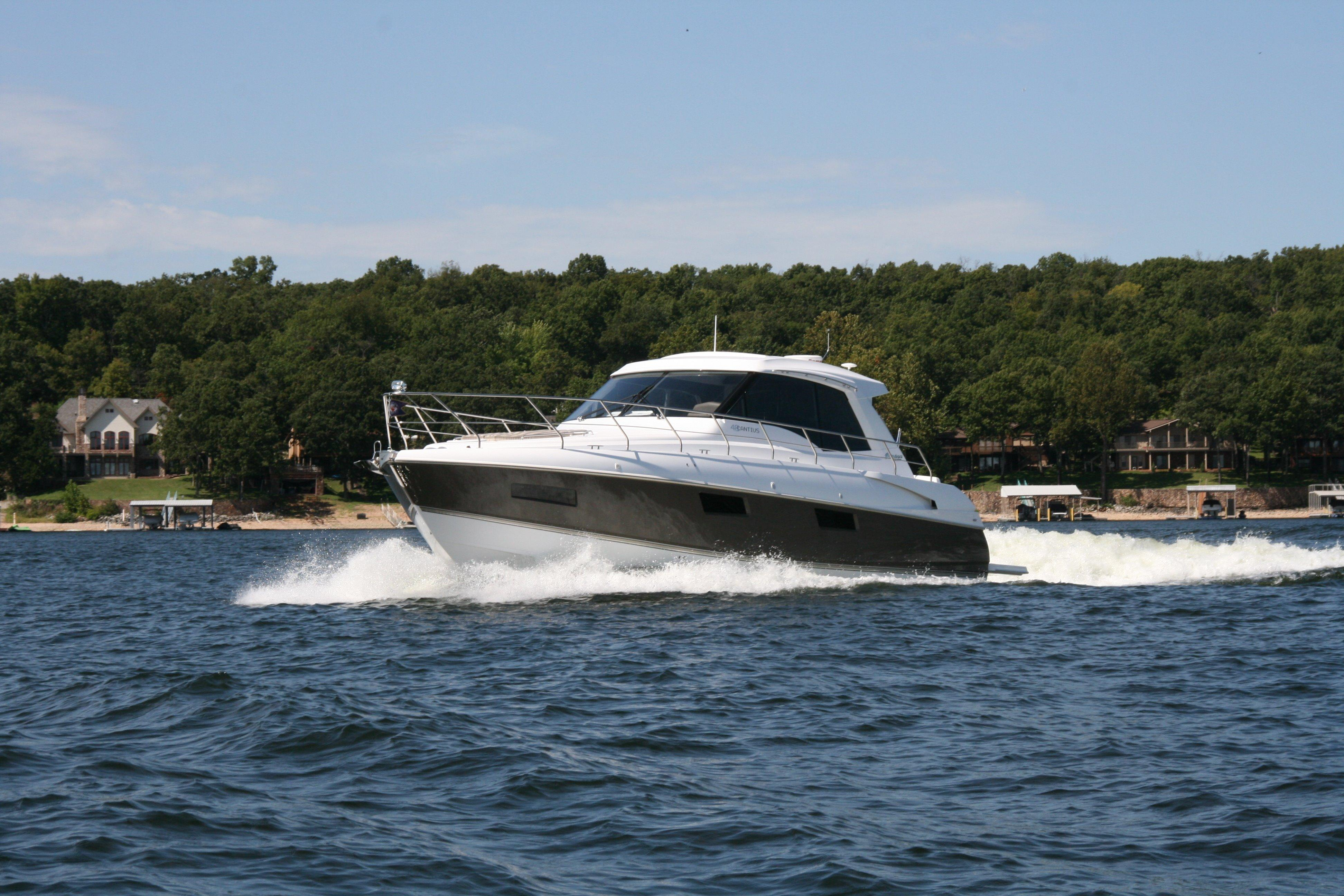 Used Cruisers Yachts For Sale From 45 To 50 Feet