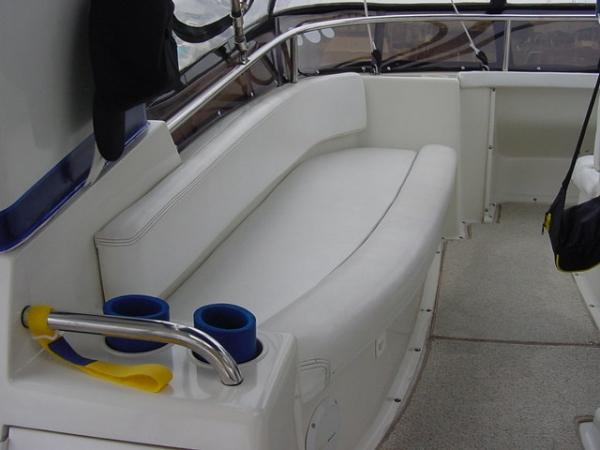 Starboard Bridge Seating