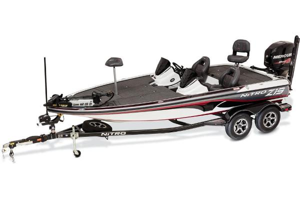 2017 Nitro boat for sale, model of the boat is Z19 Z-PRO High Performance Package & Image # 1 of 20