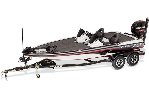 2017 Nitro boat for sale, model of the boat is Z19 Z-PRO High Performance Package & Image # 2 of 20
