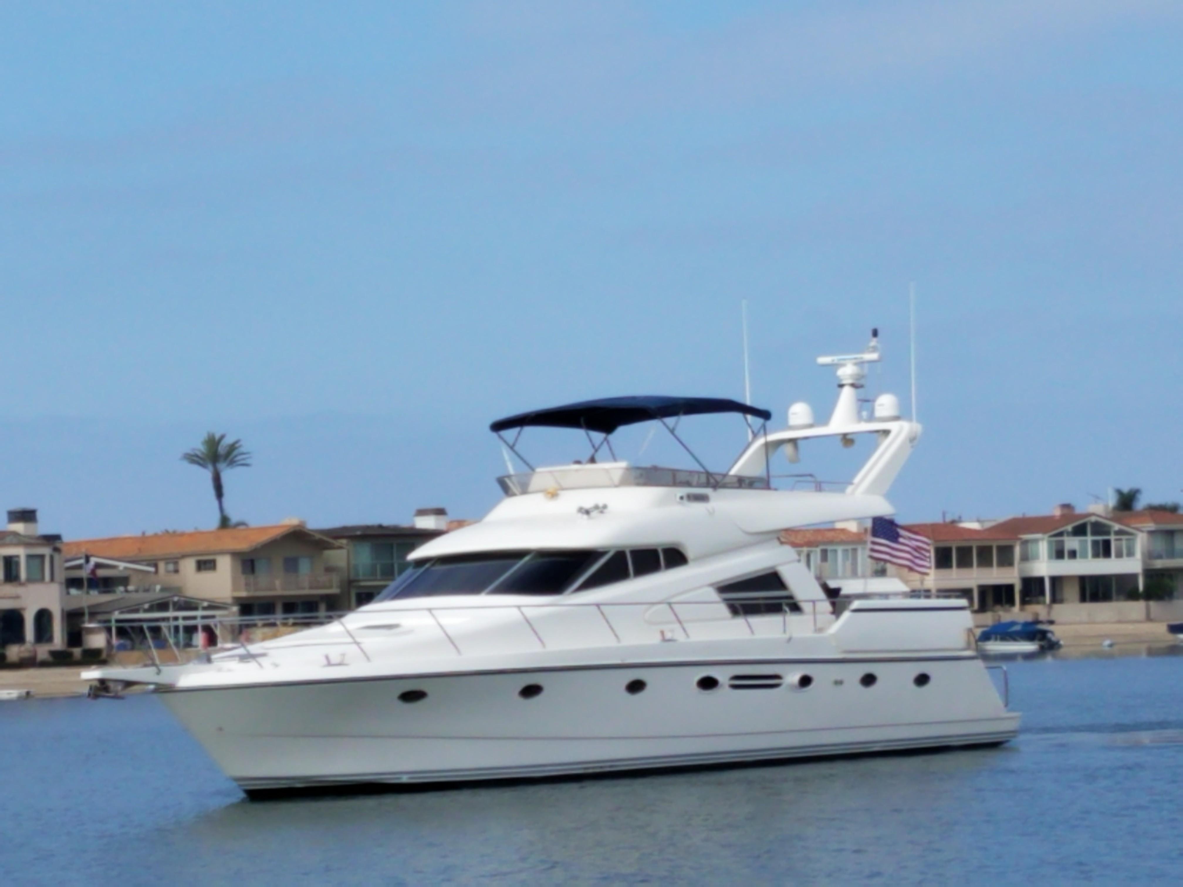 58' Motor Yacht - 50 North