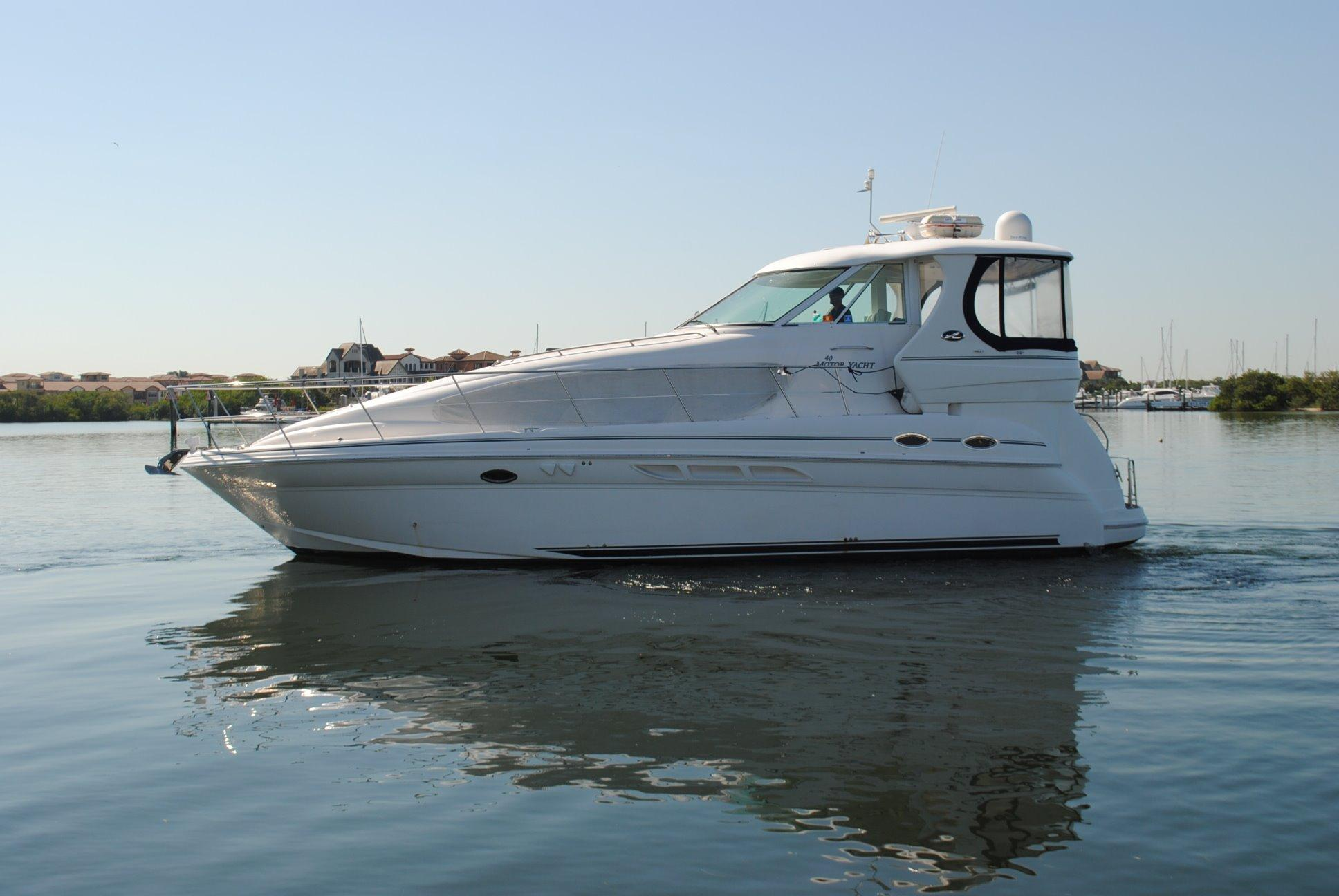 40 sea ray 2006 for sale in tampa florida us denison for Sea ray motor yacht for sale