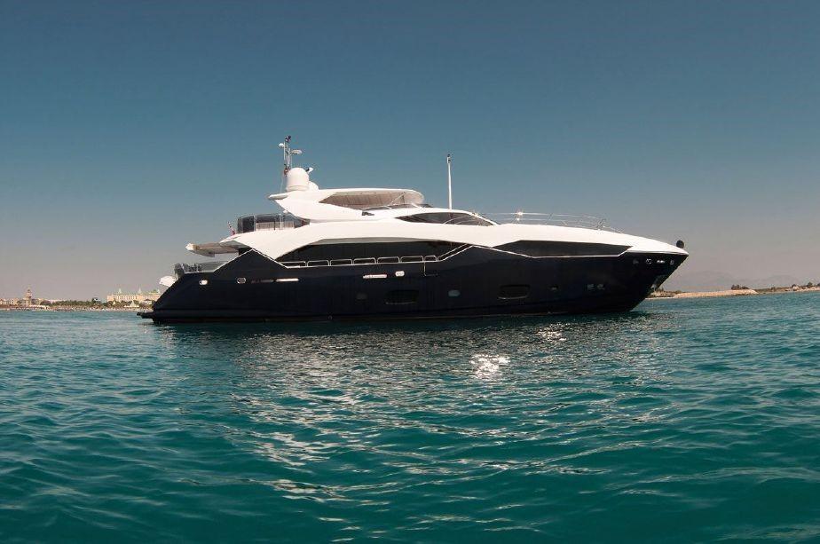113.85 ft Sunseeker 115 Sport Yacht
