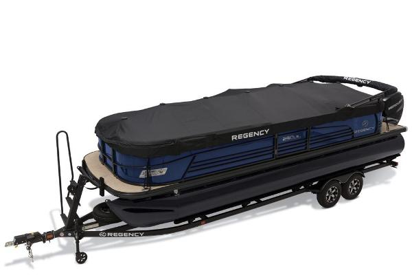 2019 Regency boat for sale, model of the boat is 250 LE3 & Image # 14 of 16