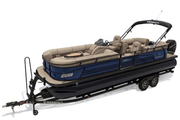 2019 Regency boat for sale, model of the boat is 250 LE3 & Image # 16 of 16