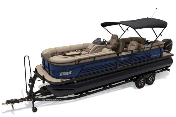 2019 Regency boat for sale, model of the boat is 250 LE3 & Image # 4 of 16