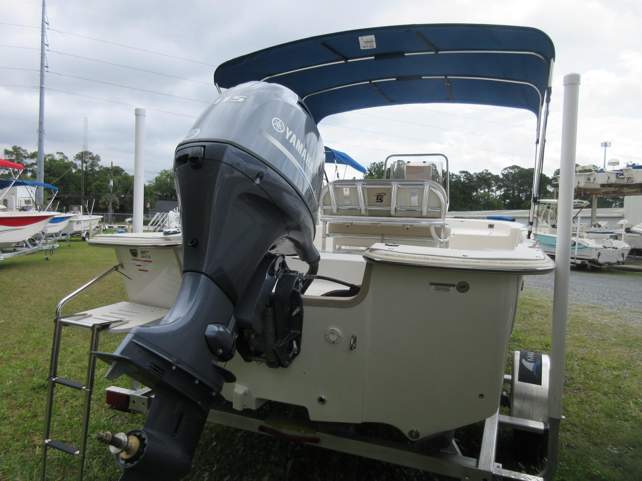 größte Auswahl von 2019 verschiedenes Design neueste kaufen 2019 Carolina Skiff DLV 218 Jacksonville, Florida - Dell Marine