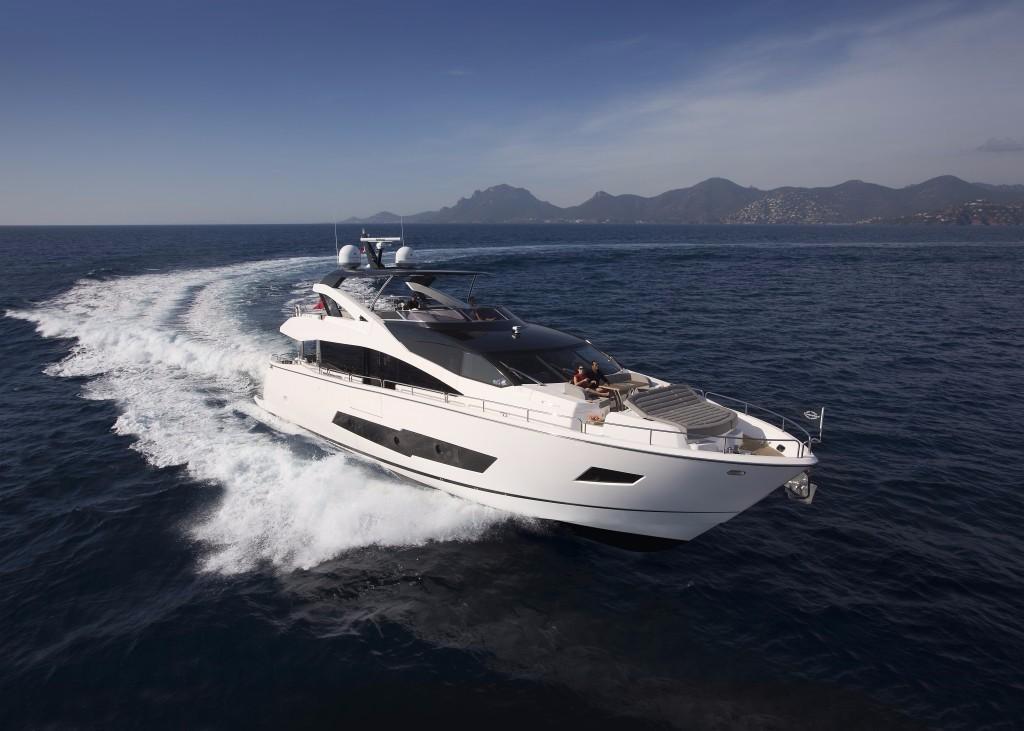 86.29 ft Sunseeker 86 Yacht