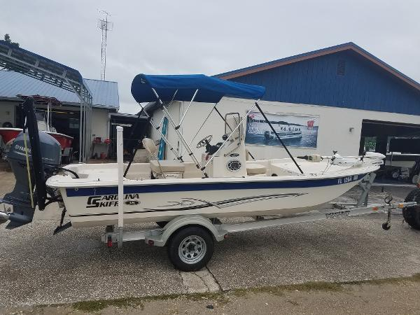 2017 CAROLINA SKIFF JVX 18 CC for sale