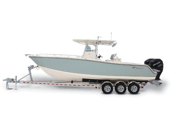 2019 Mako boat for sale, model of the boat is 284 CC & Image # 7 of 77