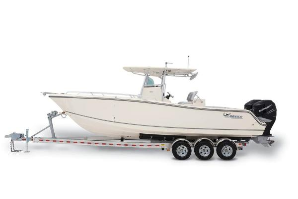 2019 Mako boat for sale, model of the boat is 284 CC & Image # 8 of 77