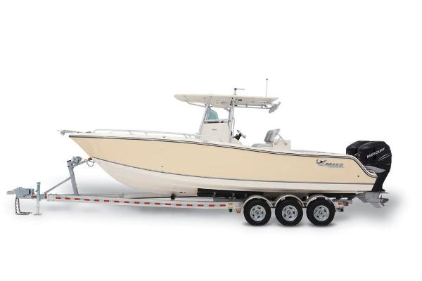 2019 Mako boat for sale, model of the boat is 284 CC & Image # 10 of 77