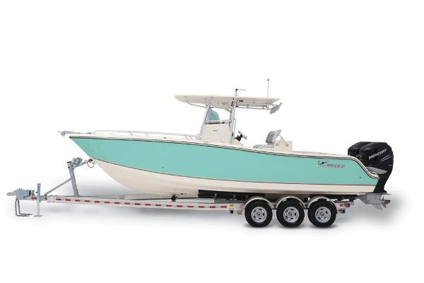 2019 Mako boat for sale, model of the boat is 284 CC & Image # 12 of 77