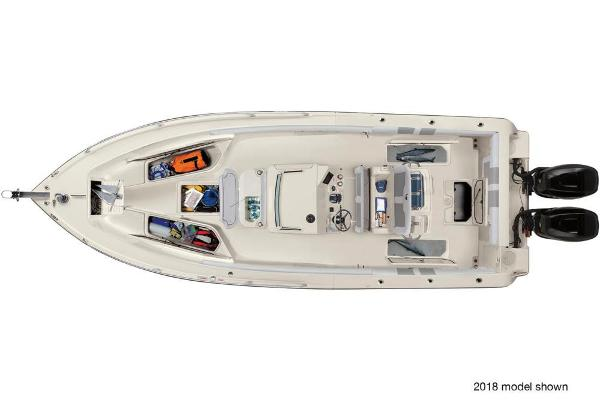 2019 Mako boat for sale, model of the boat is 284 CC & Image # 16 of 16
