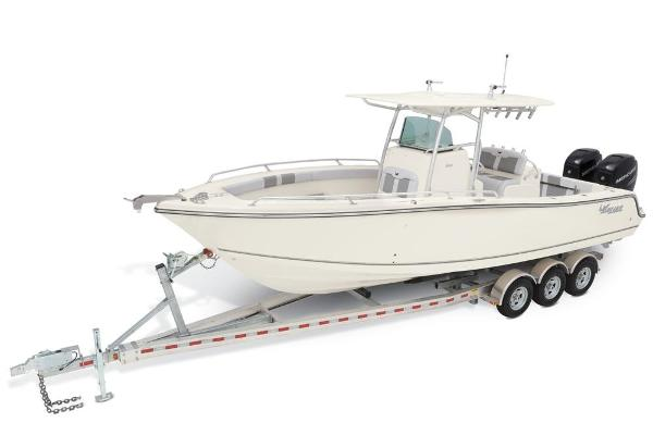 2019 Mako boat for sale, model of the boat is 284 CC & Image # 1 of 77