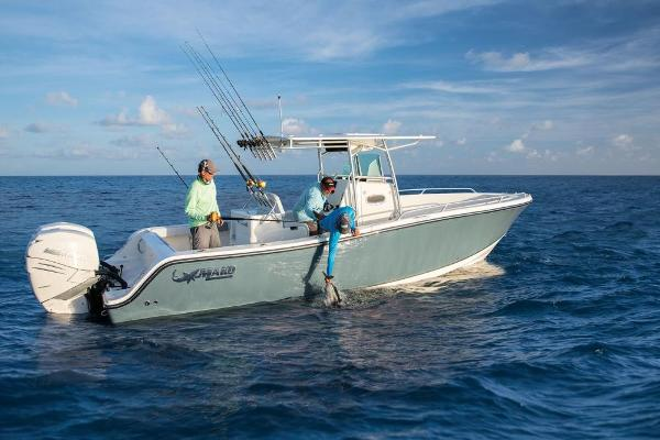 2019 Mako boat for sale, model of the boat is 284 CC & Image # 3 of 77