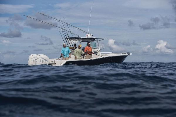 2019 Mako boat for sale, model of the boat is 284 CC & Image # 69 of 77