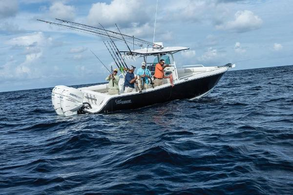 2019 Mako boat for sale, model of the boat is 284 CC & Image # 73 of 77