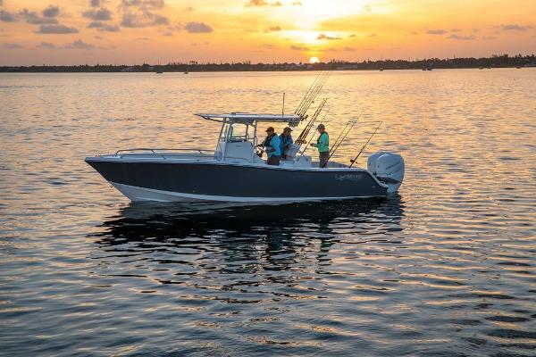 2019 Mako boat for sale, model of the boat is 284 CC & Image # 75 of 77