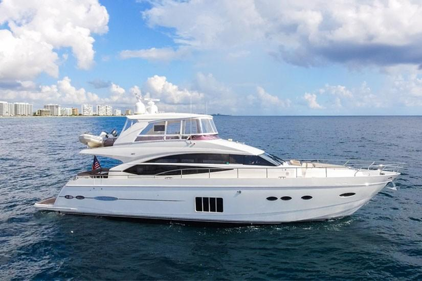 2013 Princess 72 MY