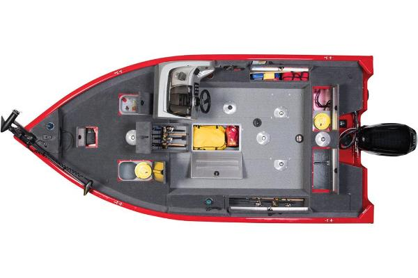 2017 Tracker Boats boat for sale, model of the boat is Pro Guide V-175 SC & Image # 2 of 30