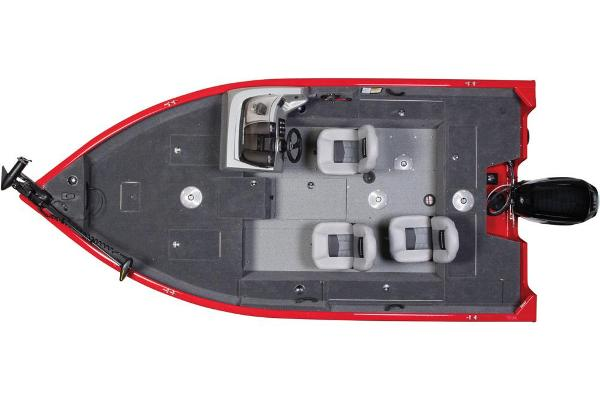 2017 Tracker Boats boat for sale, model of the boat is Pro Guide V-175 SC & Image # 3 of 30