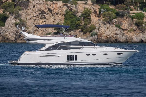 Princess Motor Yacht Sales - Used Princess 60