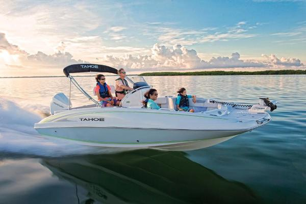 2019 Tahoe boat for sale, model of the boat is 2150 CC & Image # 4 of 33