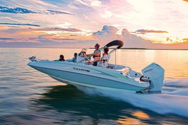2019 Tahoe boat for sale, model of the boat is 2150 CC & Image # 7 of 33