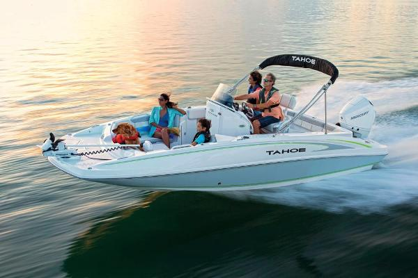 2019 Tahoe boat for sale, model of the boat is 2150 CC & Image # 12 of 33