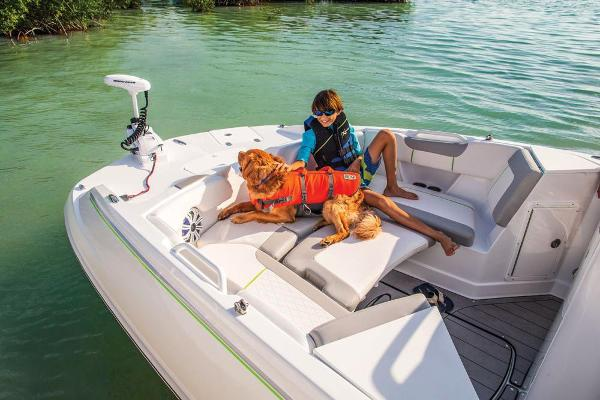 2019 Tahoe boat for sale, model of the boat is 2150 CC & Image # 16 of 33