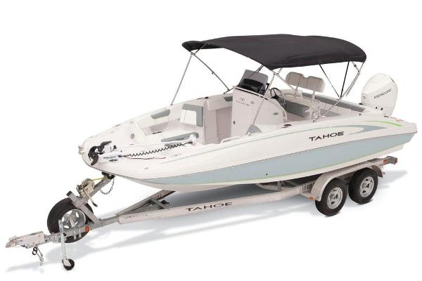 2019 Tahoe boat for sale, model of the boat is 2150 CC & Image # 2 of 33