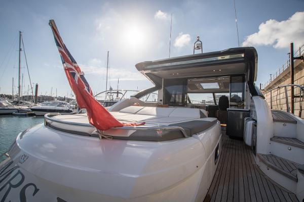 Princess Motor Yacht Sales - Used Princess V58