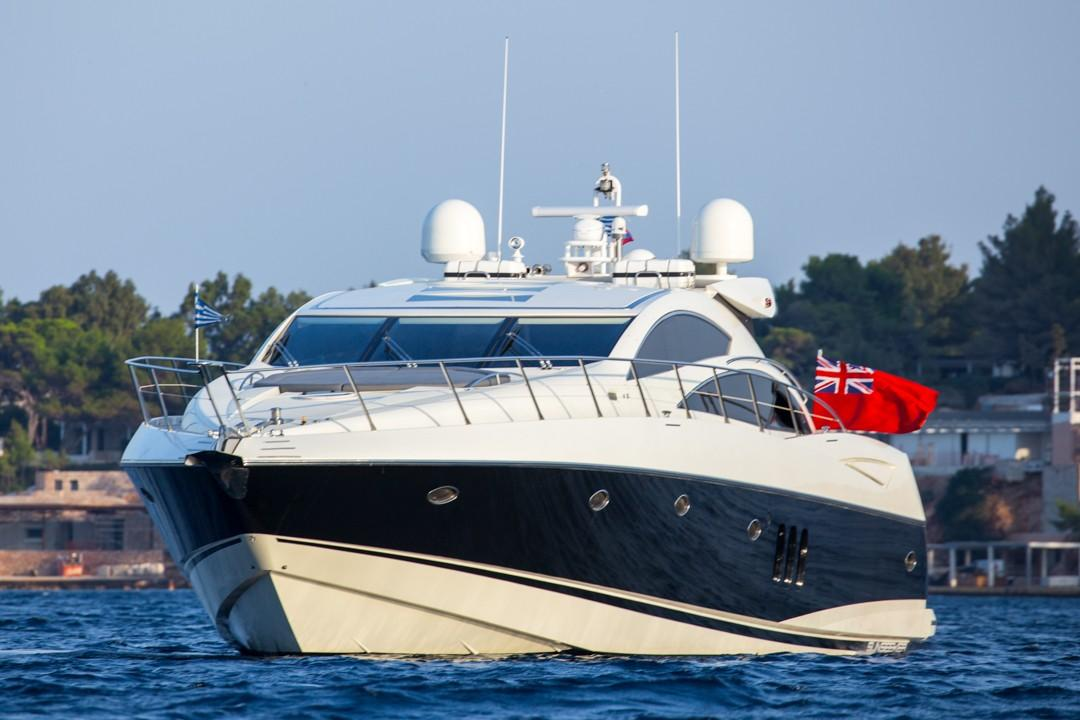 73 Sunseeker 2009 Athens Denison Yacht Sales