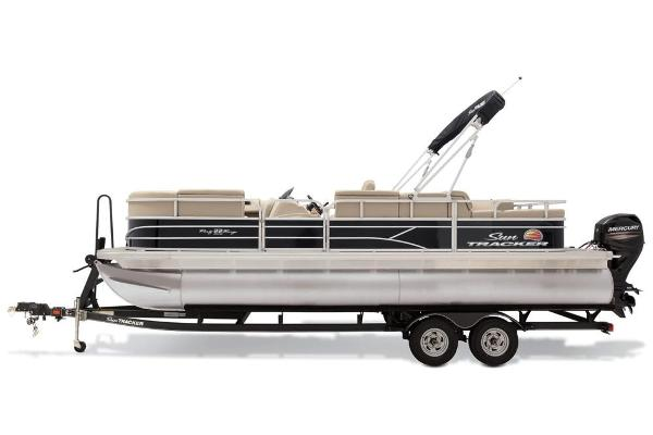 For Sale: 2019 Sun Tracker Party Barge 22 Rf Dlx 24.17ft<br/>Nobles  Marine