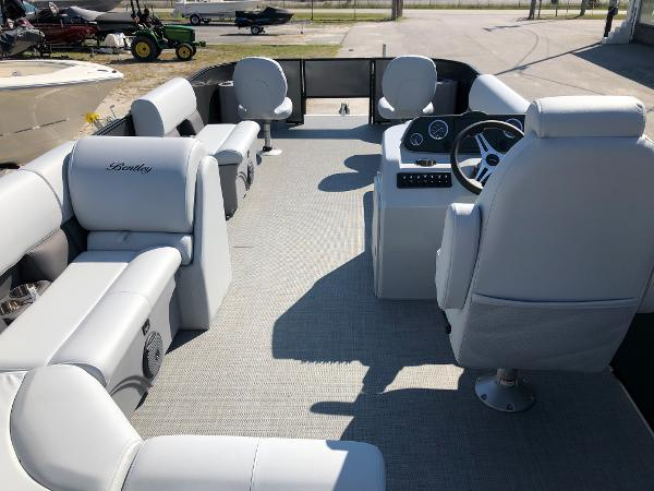 2021 Bentley boat for sale, model of the boat is 243 Fish & Image # 9 of 28