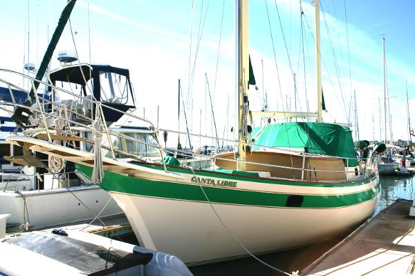 Islander Freeport CC Ketch